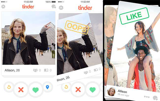 bøsse escorte tinder match