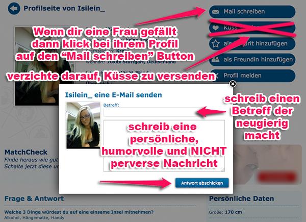 Auf-XPartner-eine-Nachricht-an-eine-Frau-senden