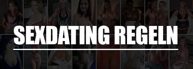 Sexdating-Regeln
