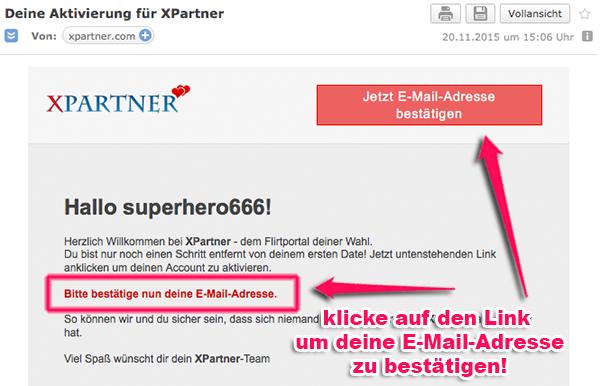 XPartner-E-Mail-bestaetigen